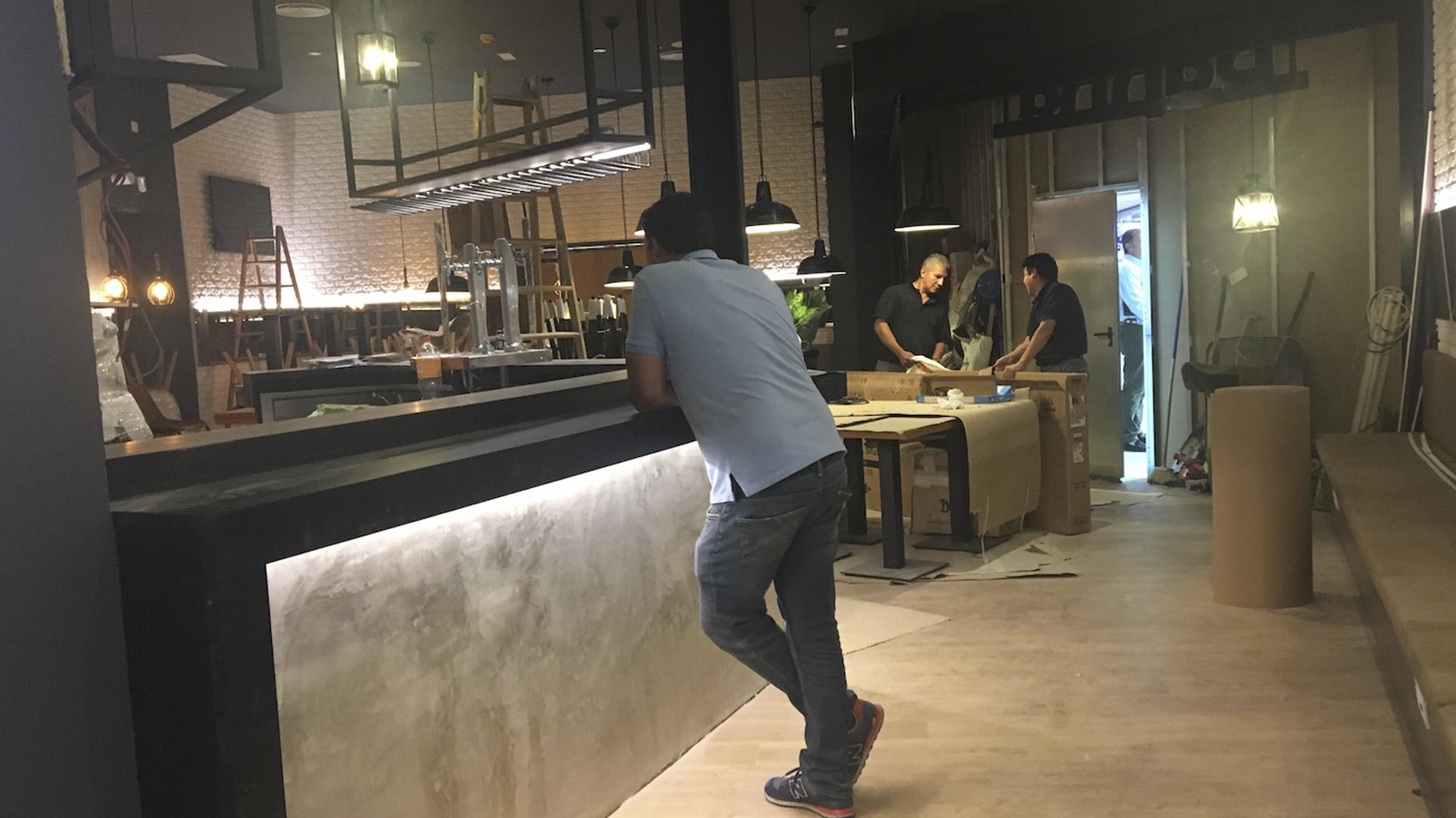 Cafeteria Atocha Madrid
