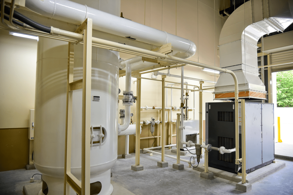 legalizacion instalaciones aire comprimido