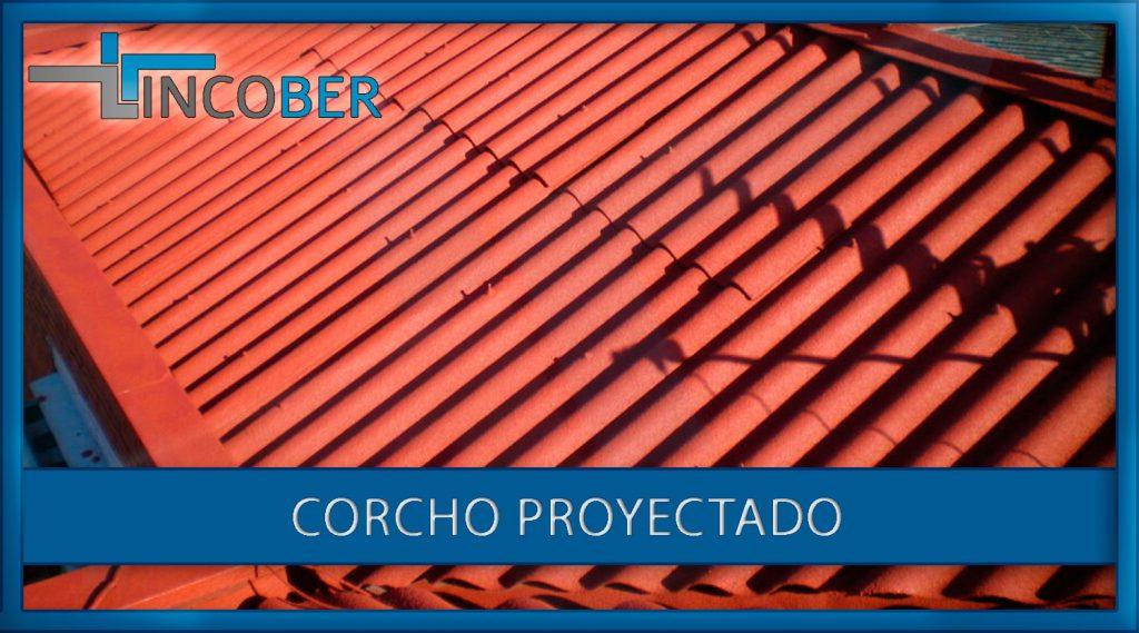 Corcho-proyectado