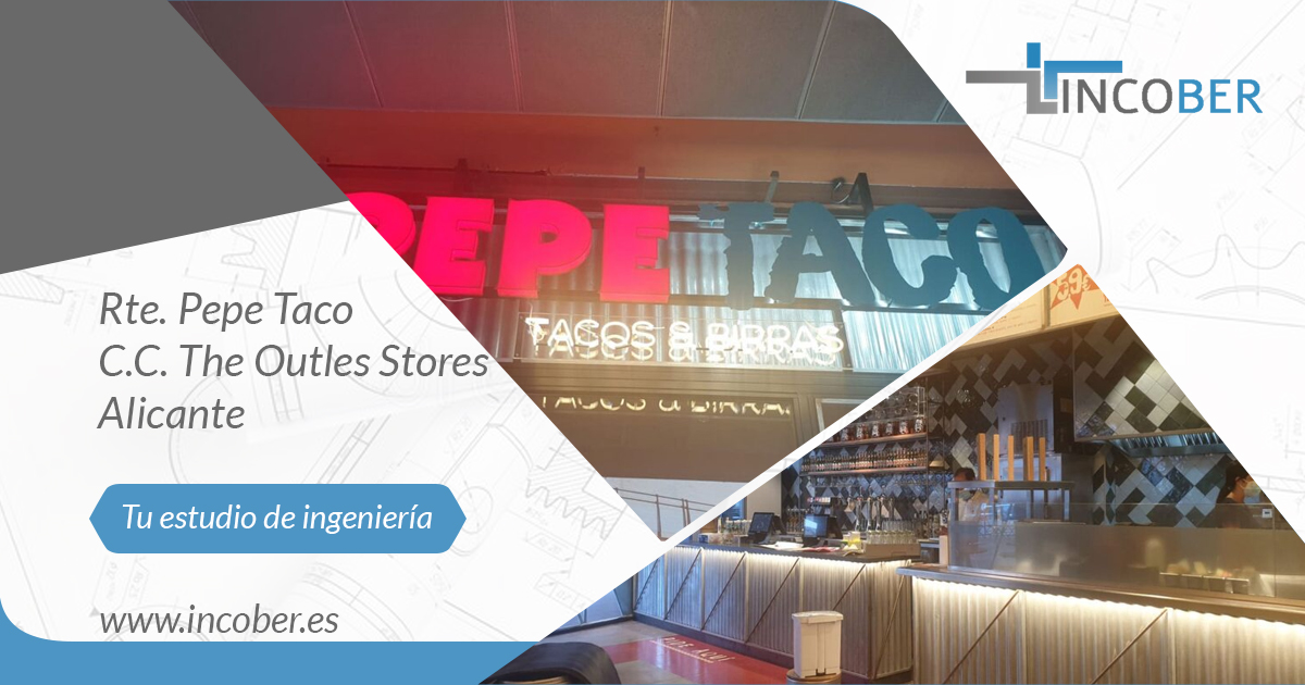 "Restaurante Pepe Taco C.c ""the Outlet Stores"", San Vicente Del Raspeig (alicante)"