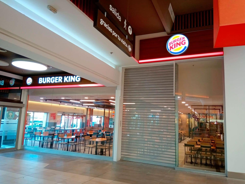Burger King C.c Carrefour, San Juan De Aznalfarache, Sevilla
