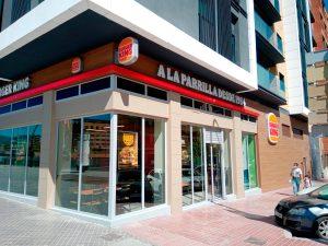 Burger King Edificio Neinor Cordoba