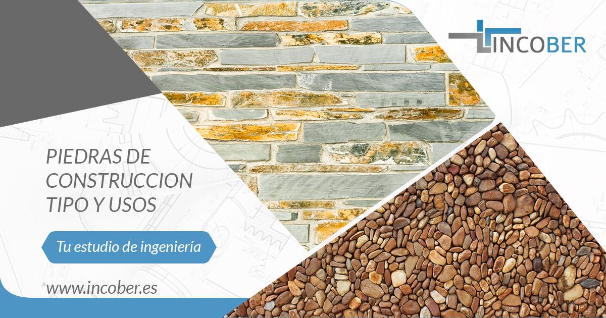Piedras De Construcción: Tipos Y Usos