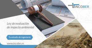 ley de evaluacion de impacto ambiental