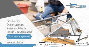 licencias y declaraciones responsables de obras y de actividad