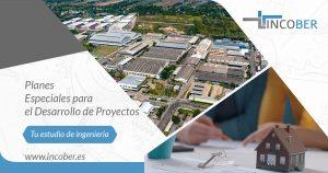 planes especiales para el desarrollo de proyectos